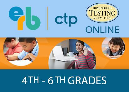 CTP Online {May 20-21, 2021} Pre-Sale 4th-6th Grade