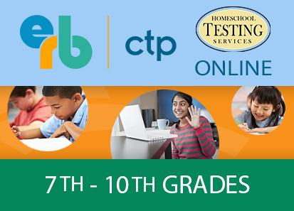 CTP Online {June 8-9, 2021} Pre-Sale 7th-10th Grade