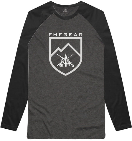 FHF Gear Icon Raglan T-Shirt