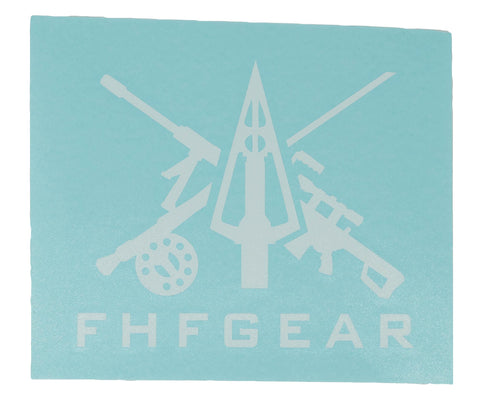 FHF Decal