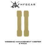 Webbing Management Keeper