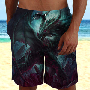Dragon Shorts - 01691