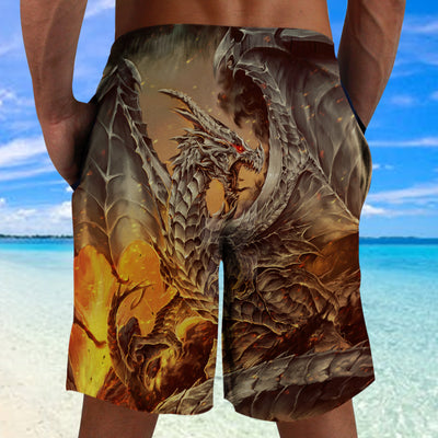 Dragon Shorts - 01709