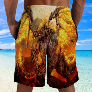 Dragon Shorts - 01712