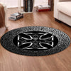 Viking Round Mat Viking Shield - 04752