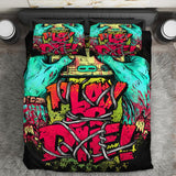 Skull Bedding Set - Play or Die 0483