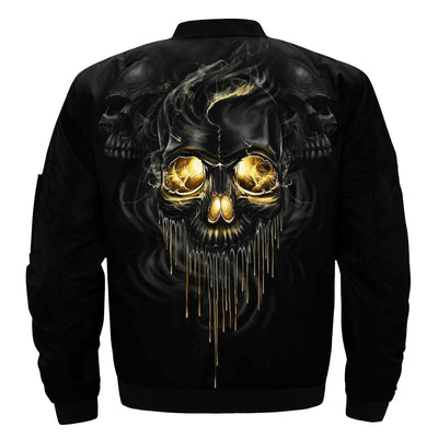 Skull Winter Jacket - 0992