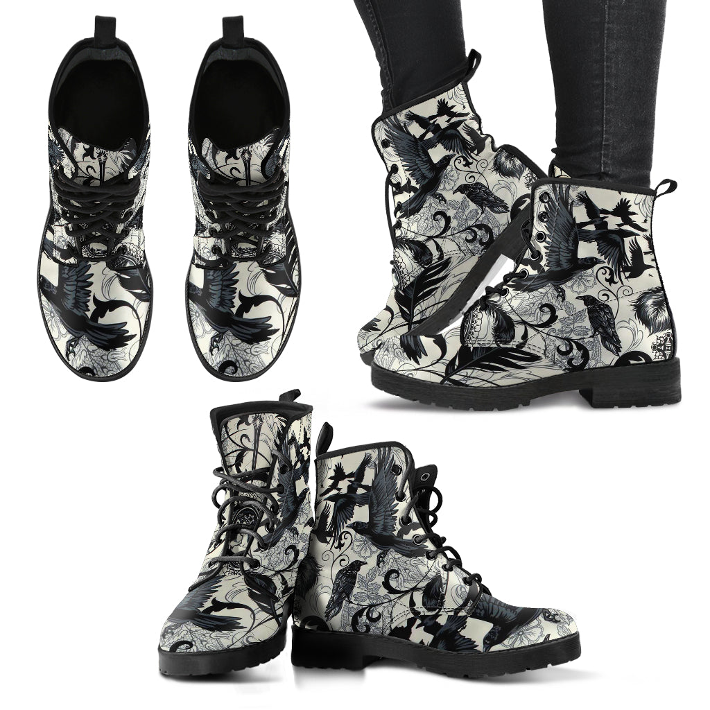 Leather Boots_Gothic 01