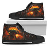 Dragon High Top Shoes - 01856