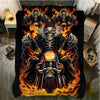 Skull Bedding Set_Riding Skull