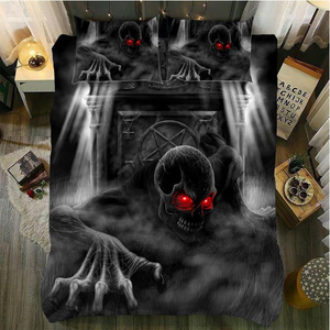 Skull Bedding Set - From Hell