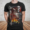 3D T-shirt_Skull inside Out