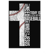 Baseball Canvas_Baseball and Jesus