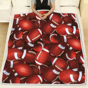 Football Lover Blanket 06996