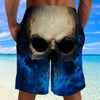 Skull 3D Shorts_Deathly Breath