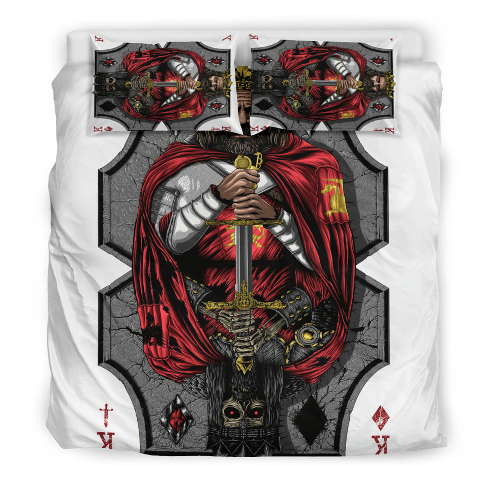 Skull Bedding Set - 00491