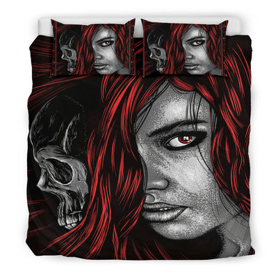 Skull Bedding Set - 00493