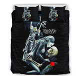 Motorcycle Bedding Set V2