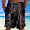 Skull 3D Shorts_Judgement Day