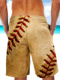3D Shorts_ Baseball ball