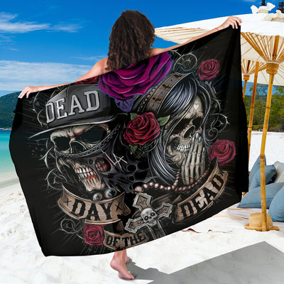 Sarong_Day of the Dead