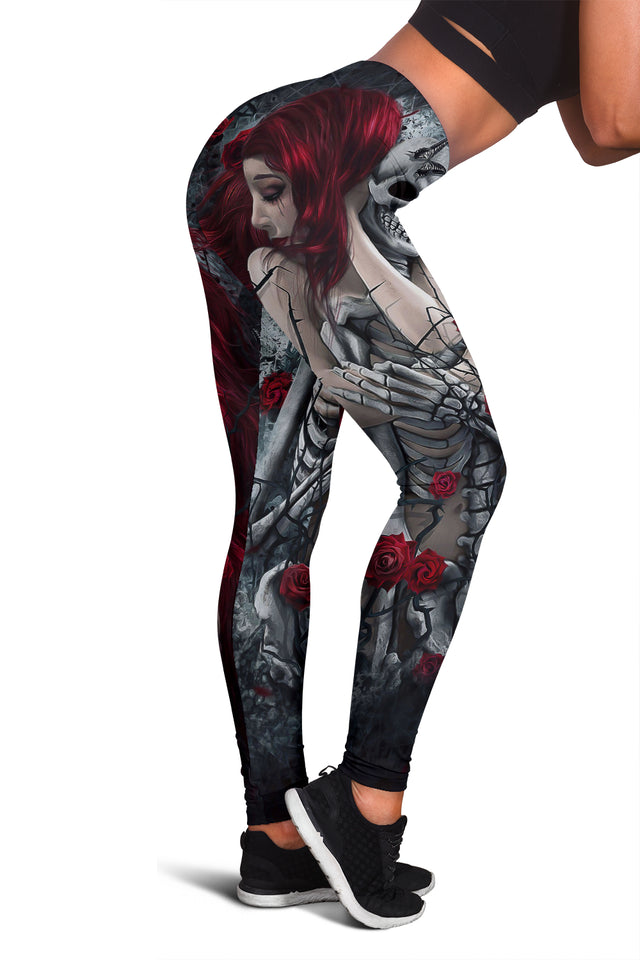 Skull Leggings - 02552