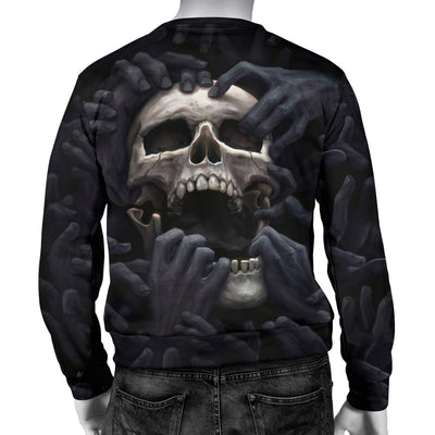 Skull Men Sweater - 0822