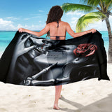 Skull Sarong_Til Death Do Us Part