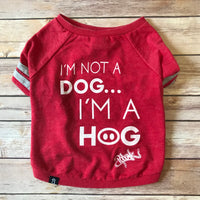 Hog / Dog Ringer Tee