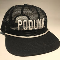 The Meshy PODUNK All Mesh Hat