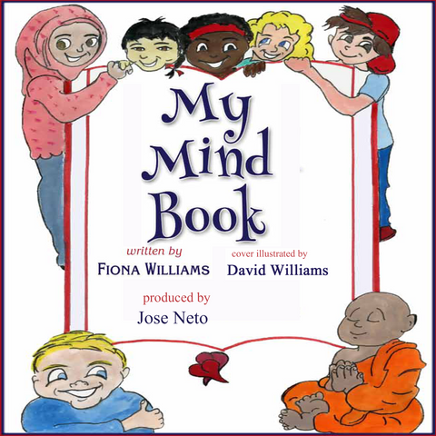 The cover of My Mind Book - Free Audiobook sample - Fiona Maria Williams fionamaria.ca