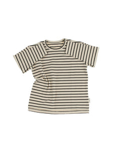 TinyCottons Black Stripes Tee