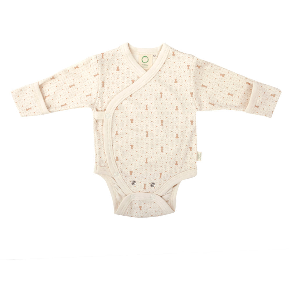 Wooly Organic Baby Body Suit