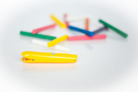 JAQ JAQ BIRD ® CHALK HOLDER - NO DUST CHALK