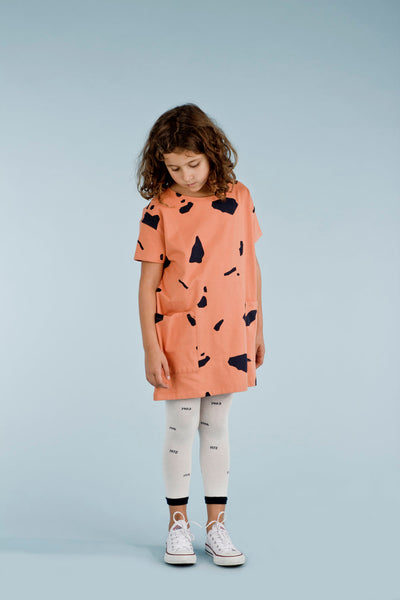 TinyCottons cut outs SS oversized dress