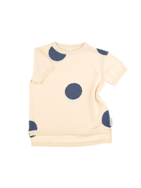 TinyCottons Dots Sweater
