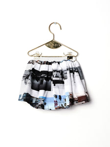 Wolf&Rita GIRL SKIRT ON THE ROAD