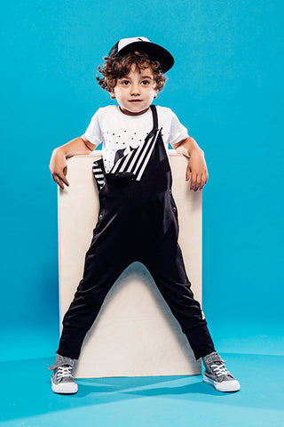 POCOPATO Overall stripes
