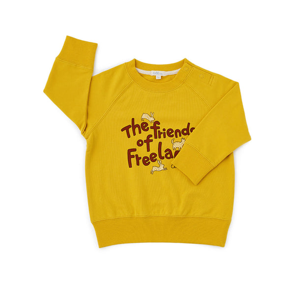 AllBlu The Friends Of Freeland Sweatshirt