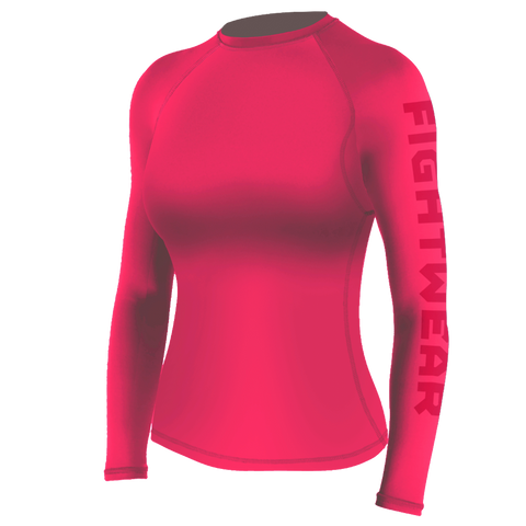 "Women's ""Jellyfish Match"" Rashguard"