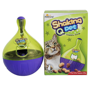 Interactive Puzzle Pet Feeding Toy