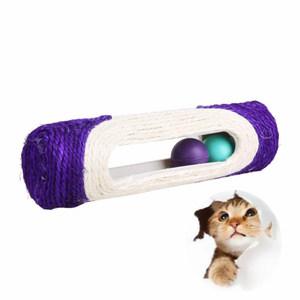 Rolling Sisal Scratching Post