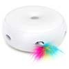 Interactive Cat Toy Rotating Feather
