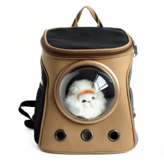 Space Capsule Breathable Pet Carrier