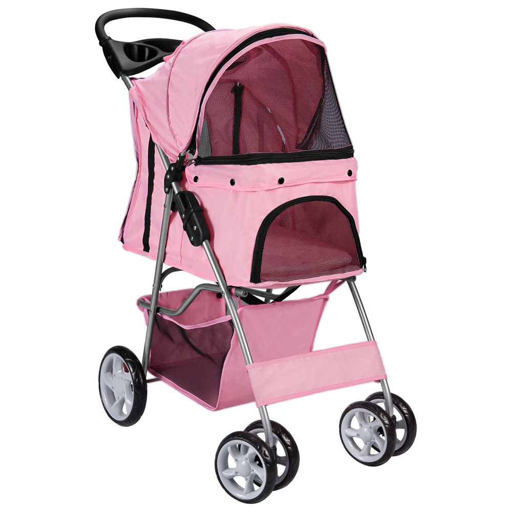 Cat 4 Wheel Walk Stroller