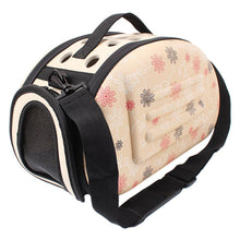 Portable Cat Sided Carrier
