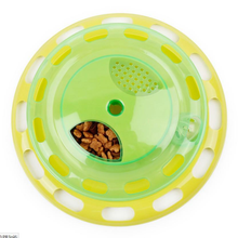2 in 1 Cat Feeder and Toy