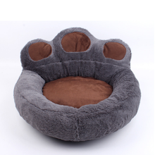 Bear Paw Cat Bed