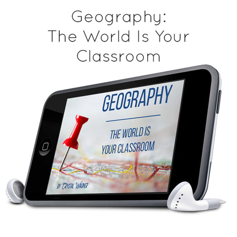 Geography: The World is Your Classroom MP3