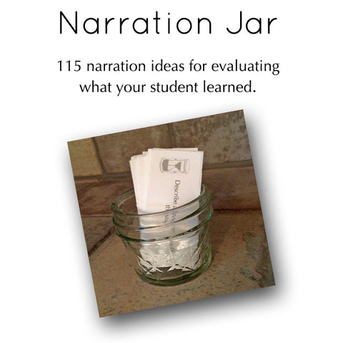 Narration Jar